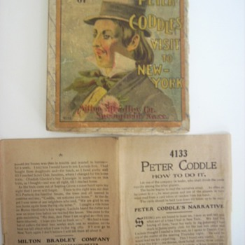An Account of Peter Coddle's Visit to New York (ca. 1890) - Games