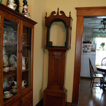 Grandmother's Tall clock - Clocks