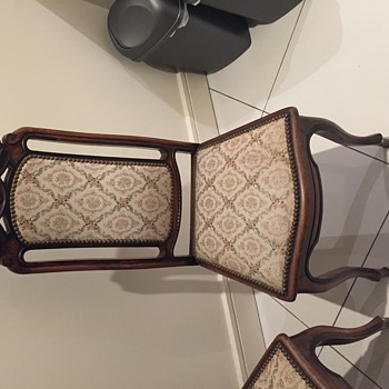 My new purchase - some chair?