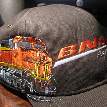 My Favorite Railroad Cap - Railroadiana
