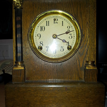 Sessions Mantel Clock - Clocks