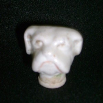 Bulldog bottle-stopper - Accessories