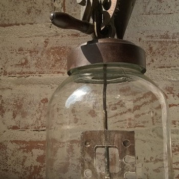 Circa 1920's/1930's French Mayonnaise Mixer - Kitchen