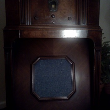 MY  1932   PHILCO SUPER HETRODYNE ELEVEN ANTIQUE RADIO - Radios
