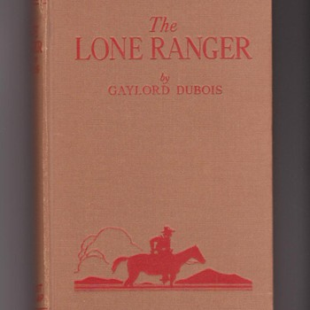 The Lone Ranger - Books