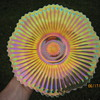 110 Year Old Imperial Smooth Rays Plate w/ Starburst Pattern