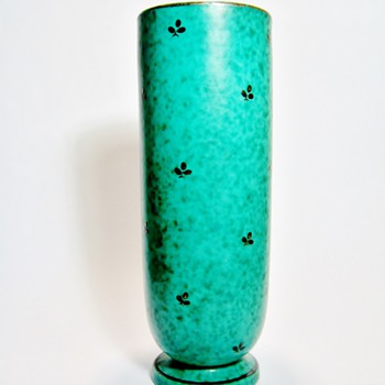 "WILHELM KAGE (1889-1960) FOR GUSTAVSBERG  ""VASE"" - Art Pottery"
