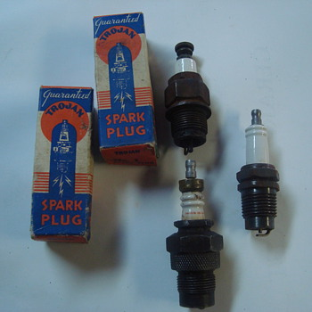 spark plugs - Petroliana