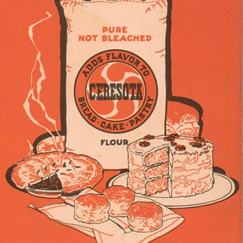 1932 - Ceresota Flour Advertisement - Advertising