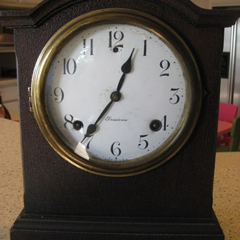 Grandparent's Session Clock