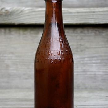 Susquehanna Brewing Company Bottle