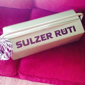 sulzer ruti  tool box