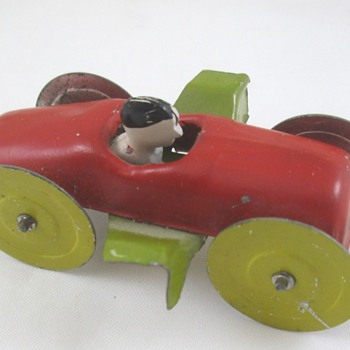 Over the Hill Racer - Toys