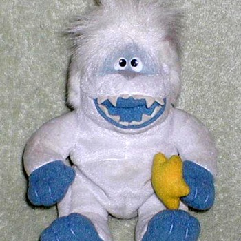 """Bumble"" Abominable Snowman Plush Toy"