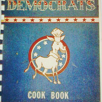 Dining with the democrats  cook book