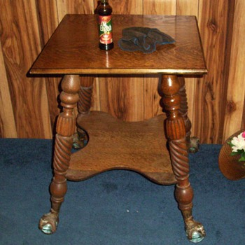 Ball & Claw Table - Furniture