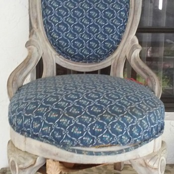 Odd Old Chair - Furniture