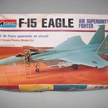 Monogram® F-15 Eagle Model Kit 1974