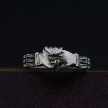 Fede Gimmel Ring - Fine Jewelry