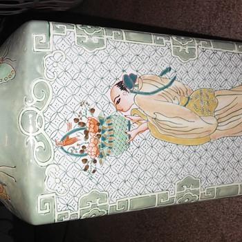 My mystery vase - Asian