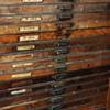 Hamilton Print Cabinet Drawer