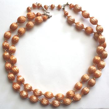 Mid-century necklace, Japan