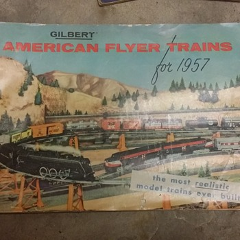 American Flyer 1957 - Model Trains