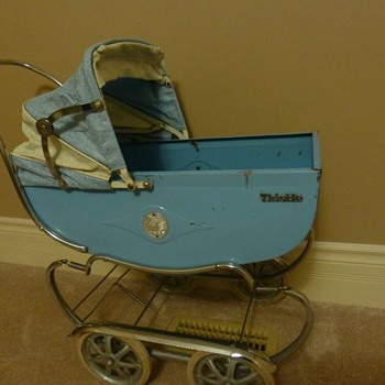 Thistle doll buggy