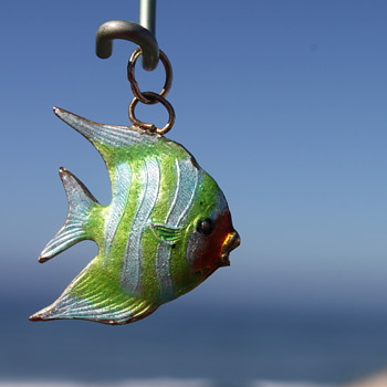 Fish Out of Water - Fine Jewelry