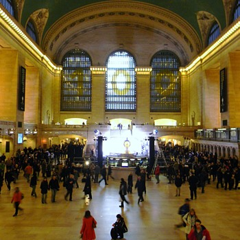 Happy Birthday Grand Central Terminal