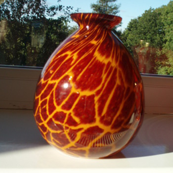 Any Help Appreciated! - Art Glass