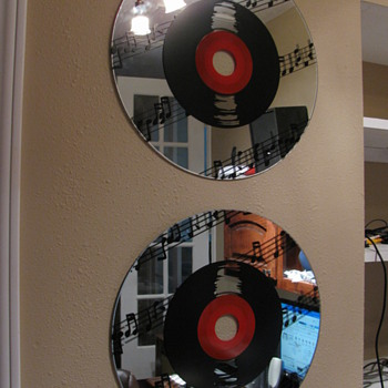 Record Mirrows for Musik Room - Music