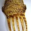 AntiqueBlonde Tortoise Hair Comb