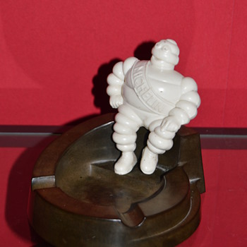 michelin ashtray