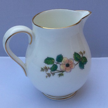 Wedgwood jug - China and Dinnerware