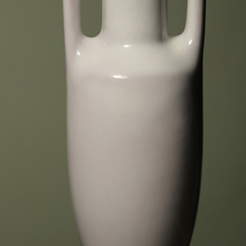 FP? Classical Amphora-shaped Vase - Art Pottery