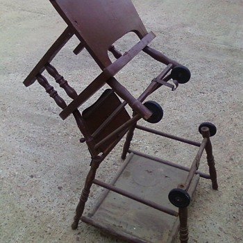 High Chair - Furniture