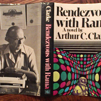 Rendezvous with Rama by Arthur C. Clarke - Books