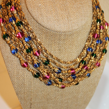 Miriam Haskell Goregous Necklace