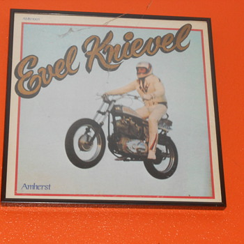 motorcycle theamed record albums - Motorcycles
