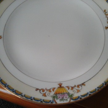 Unidentified Meito China Pattern