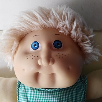CABBAGE PATCH KIDS how to value it?
