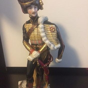 Napolionic Military Figure
