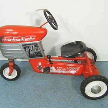 what year would this be  - Tractors