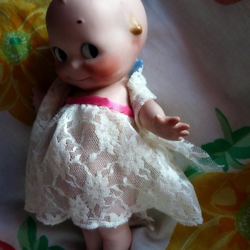 I'm crazy about Kewpie... - Dolls