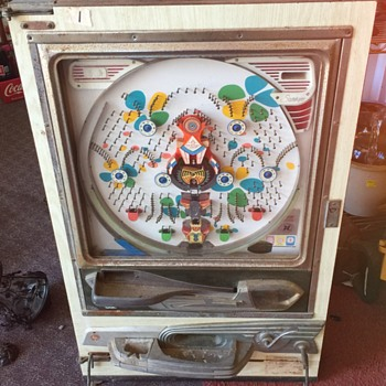 Sankyo japanese Pachinko Machine