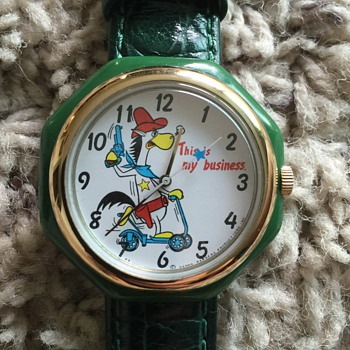 Quick Draw Mcgraw - Wristwatches