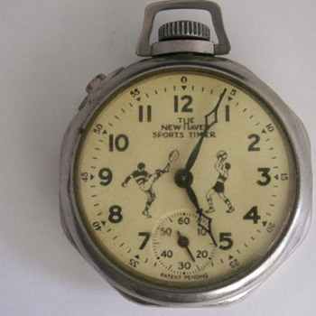 New Haven Sports Timer - Pocket Watches