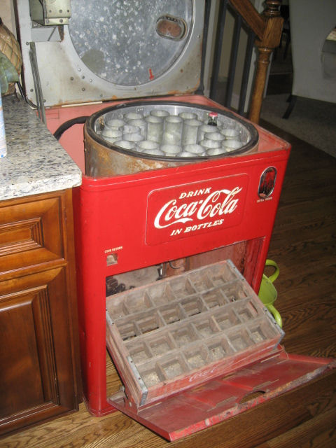 Old 6 Cent Coke Machine Collectors Weekly