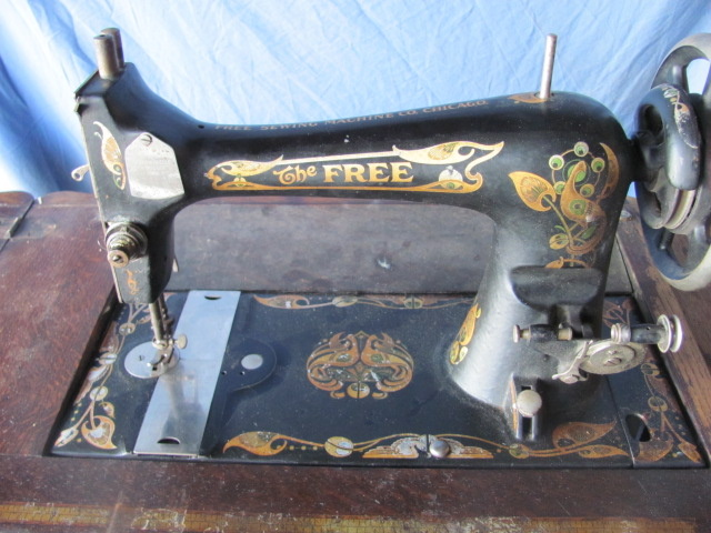 The Free Sewing Machine Co Chicago Collectors Weekly